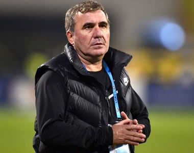 Anunț bombă în fotbalul românesc. Gică Hagi a demisionat de la Viitorul