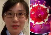 """""""Virusul a fost creat într-un laborator militar"""", susține un medic virusolog din China, fugit în SUA"""