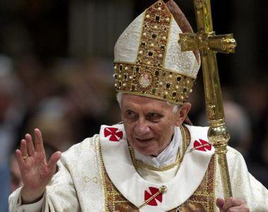 Alertă la Vatican. Papa Benedict XVI este grav bolnav