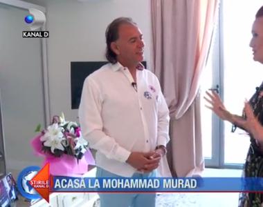 VIDEO - Casă de vedetă: Acasă la Mohammad Murad