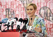 """Gabriela Firea cere bani de la Iohannis și Orban. """"Municipiul București se confruntă cu o situație financiară dificilă"""""""