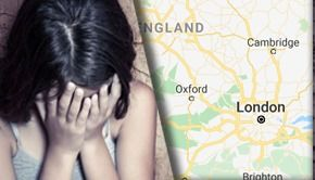 VIDEO | Pedofil român, prins în Anglia