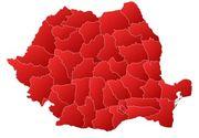 Harta dezastrului creat de COVID-19 în România