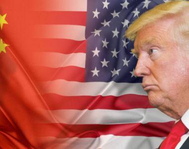 """China amenință SUA cu o """"ripostă necesară și legitimă"""""""