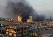 Un nou bilanț după exploziile din Beirut: cel puţin 100 de morți și 4.000 de răniți (VIDEO)