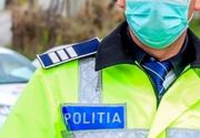 Un polițist a fost amendat pentru că nu purta masca chirurgicală în magazin