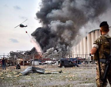 Explozie Beirut. Apocalipsa în imagini: Cum arată acum capitala libaneză