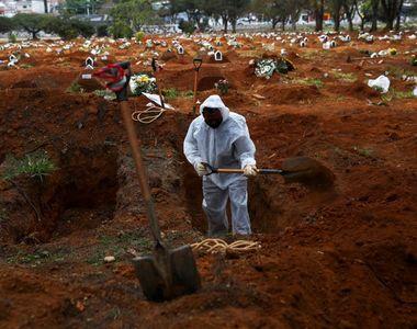 Coronavirus, bilanț devastator: pandemia a provocat peste 700.000 de decese. Un om...