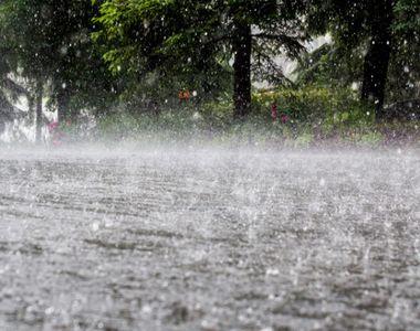 Anunțul meteorologilor. Se anunță precipitaţii care pot ajunge până la 40 de...