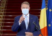 Klaus Iohannis, anunț de ultima oră de la Cotroceni. Când începe noul an școlar - LIVE