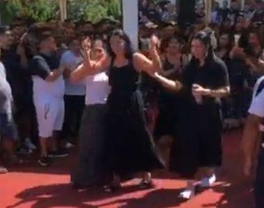 VIDEO| Imagini în exclusivitate de la priveghiul lui Emi Pian. Soția lui a fost...