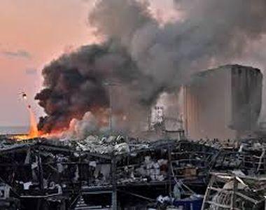 VIDEO | Teroare în Beirut