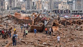 Drama unei tinere românce. Nu mai știe nimic de mama ei rănită în explozia din Beirut. Mesajul ei a devenit viral