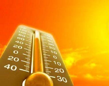 Meteorologii anunţă caniculă, până sâmbătă seară, în sudul şi estul ţării