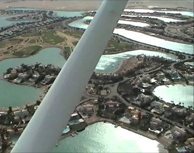Avion prăbușit în Egipt. Tragedia s-a petrecut pe coasta Mării Roșii