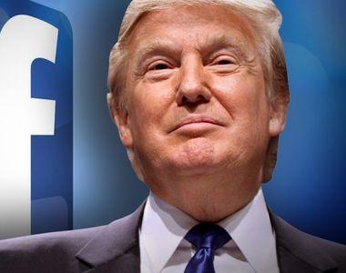 Cum acționa din România o rețea de conturi Facebook pentru realegerea lui Trump