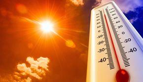 Sfârșit de săptămână cu temperaturi record