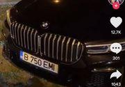 Ce mașină conducea interlopul Emi Pian. Imagini cu bolidul