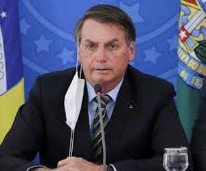 Preşedintele brazilian Jair Bolsonaro