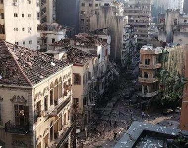"""Proteste masive după exploziile devastatoare. """"Demisia sau spânzurătoarea"""""""