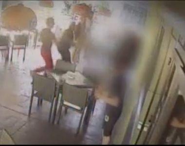 VIDEO | Finul lui Florin Salam, înjunghiat de interlopi