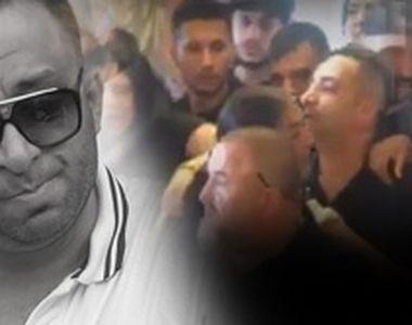 VIDEO - Liderul interlop Emi Pian, înmormântat ca un rege