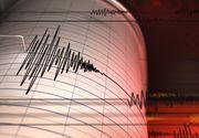 Cutremur în România, luni dimineață. Ce magnitudine a avut seismul