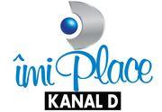 Audiente spectaculoase pentru Kanal D! Vineri, postul TV s-a clasat pe locul doi in topul televiziunilor, intreaga zi, in intreaga tara si la orase