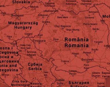 """Judeţele din România """"învinse"""" de coronavirus"""