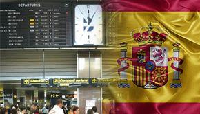 VIDEO | Spania iese pe lista galbenă