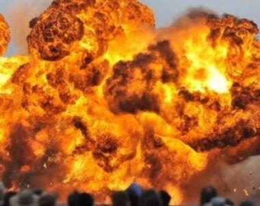 SUA: O explozie puternică a distrus luni mai multe case în Baltimore