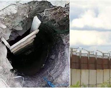 VIDEO| Mama eroină care a săpat un tunel imens pentru a-și salva băiatul din pușcărie