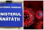 Doi angajați din Ministerul Sănătăţii, depistați cu coronavirus