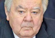 Oliviu Gherman a murit. Primul președinte al PSD avea 90 de ani