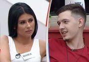 """Bianca și Cristian de la """"Puterea Dragostei"""", un posibil cuplu în casă?! Avem imaginile"""