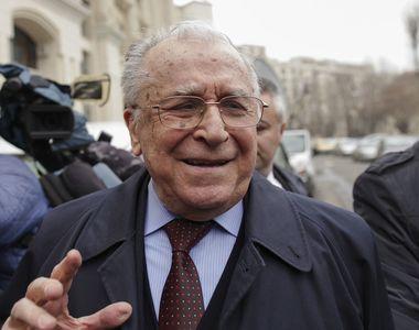 """Ion Iliescu: """"Am aflat cu profund regret vestea morții lui Oliviu Gherman"""""""