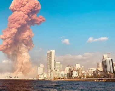 Nou bilanţ al exploziilor de la Beirut: 171 de persoane au murit şi peste 6.000 au fost...