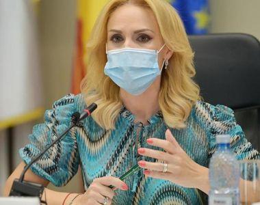 Gabriela Firea, veste proastă despre reînceperea școlii în București