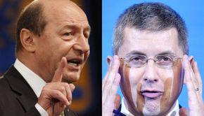 """Replici acide între Băsescu și Barna: """"Nu-l vrea pe Nicușor Dan câștigător"""" / """"O ajută pe doamna Firea"""""""