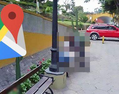 Un bărbat a descoperit pe Google Maps că soția îl înșală. FOTO