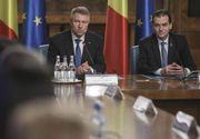 Întâlnire de urgență la Cotroceni. Iohannis discută cu Orban și Cîțu despre banii românilor