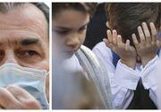 Marele plan al Guvernului pentru începerea școlii în pandemie. Orban: Toți elevii și profesorii vor purta mască la ore (VIDEO)
