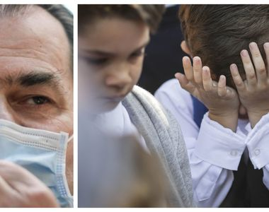 Marele plan al Guvernului pentru începerea școlii în pandemie. Orban: Toți elevii și...