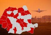 Mai multe județe din România, pe harta de risc a Germaniei