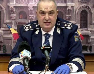 Întâlnire secretă între șeful Poliției Române și interlopi. Filmări compromițătoare