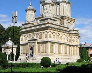 Măsuri speciale la Mănăstirea Curtea de Argeş, cu ocazia ceremoniilor organizate de...