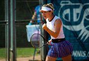 Simona Halep, calificare cu emoții în sferturile turneului de la Praga