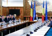 Şedinţă de Guvern: Ce proiecte se află pe ordinea de zi?