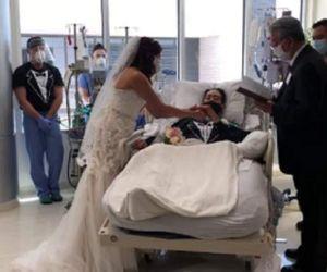 nuntă covid 19 în spital