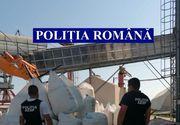 Acțiune națională a Poliției Române, după exploziile din Beirut. Au găsit 8.000 de tone de azotat de amoniu, substanța mortală din Liban